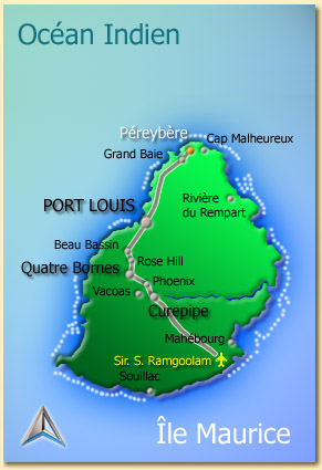 Ile Maurice   Villa Orange   Location à Pereybere (ile Maurice
